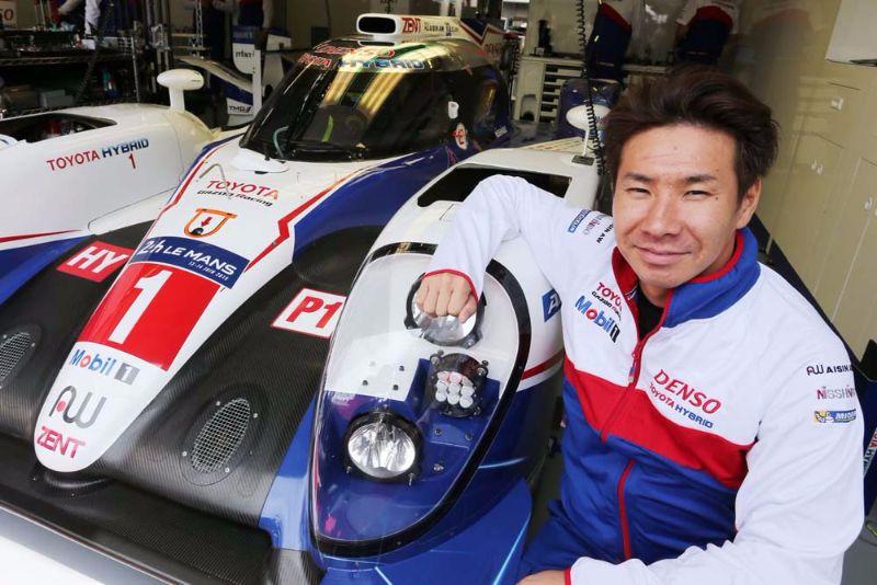 Kobayashi Le Mans 2