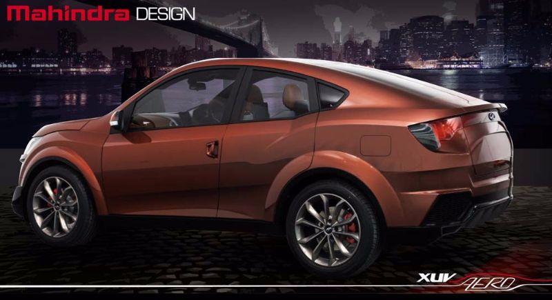 Mahindra XUV Aero concept (2)