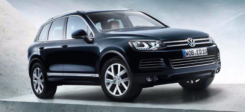 VW TOUAREG-RECALL