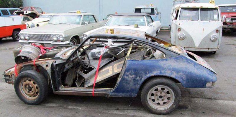 Porsche Classic 1972 911 ST-1a