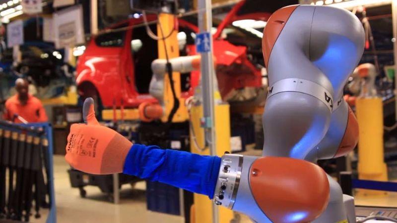 Collaborative Robots: Co-bots