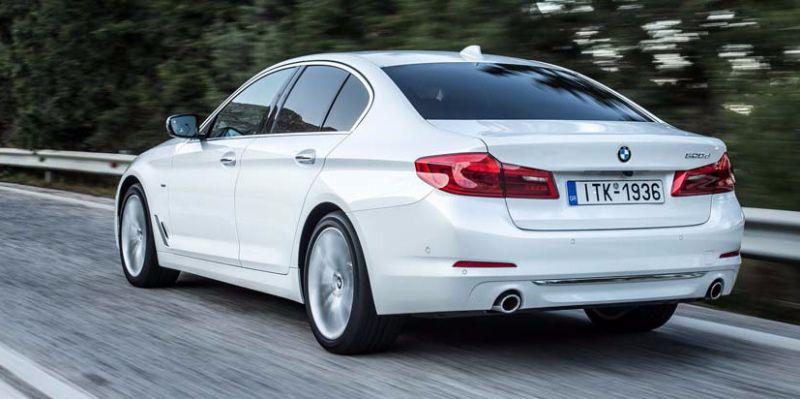 BMW 5 test drive (2)