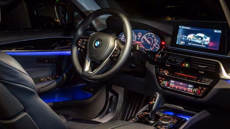 BMW 5 test drive (3)