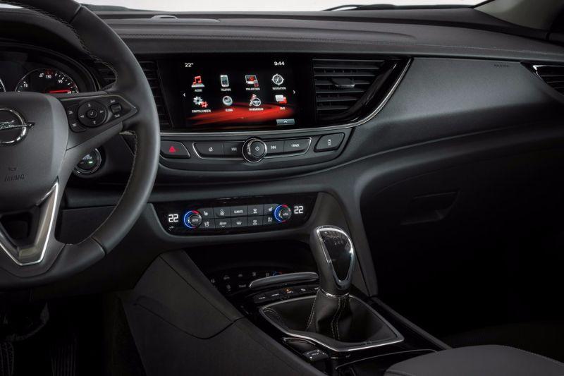 Start of Sales New Opel Insignia