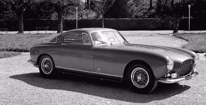 One of the earliest Pininfarina-bodied Ferraris a 1953 250 Europa