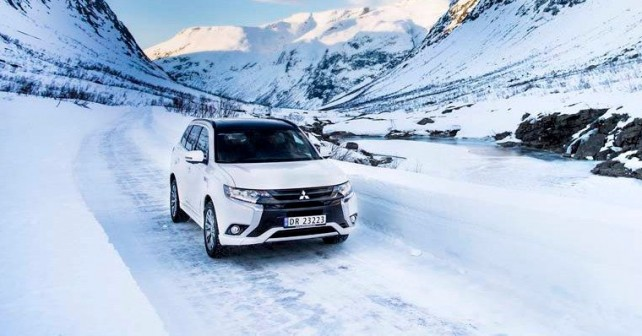 Outlander PHEV-Norway