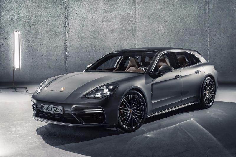 Porsche Panamera Sport Turismo -1