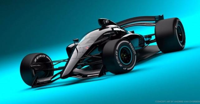 hamiltons dad f1 concept car (9)