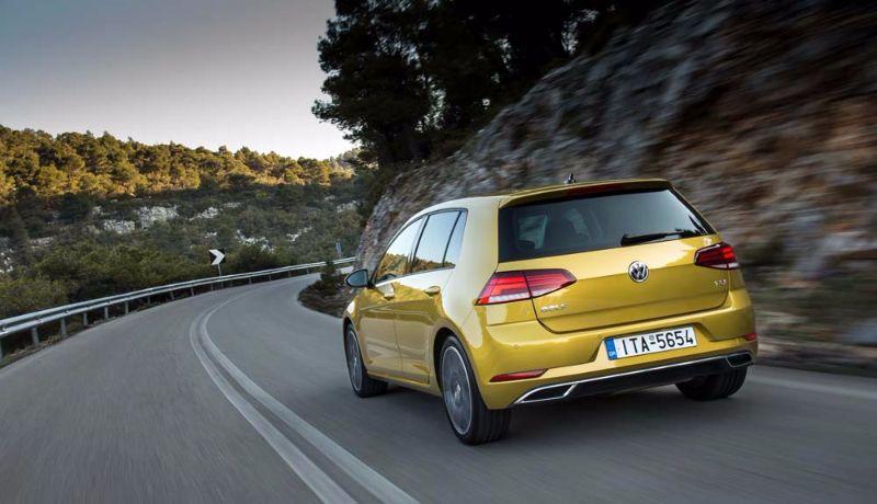new Volkswagen Golf TSI 110PS (11)