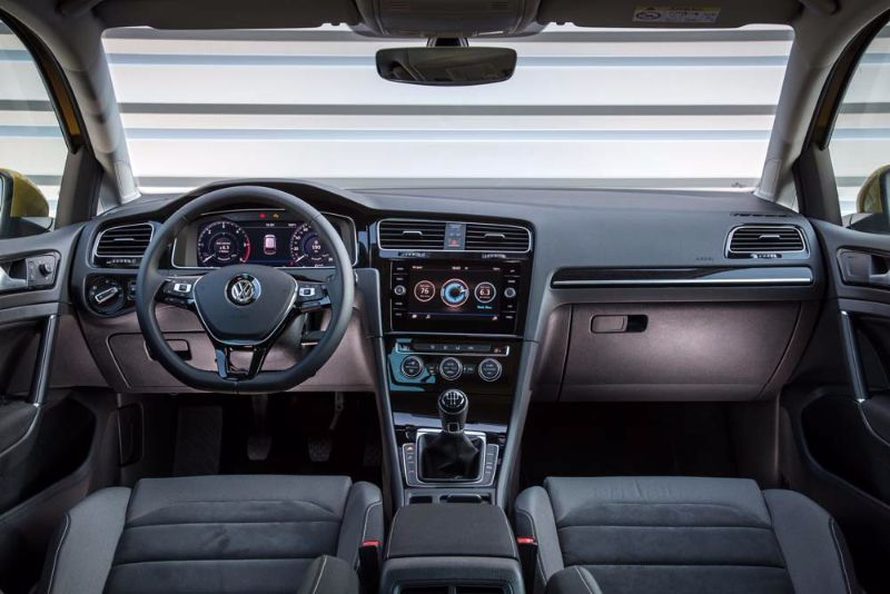 new Volkswagen Golf TSI 110PS (12)