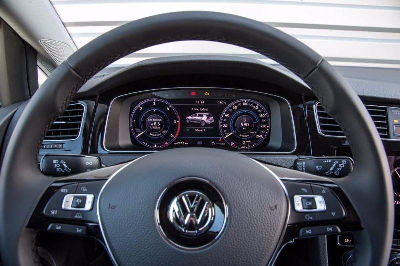 new Volkswagen Golf TSI 110PS (15)