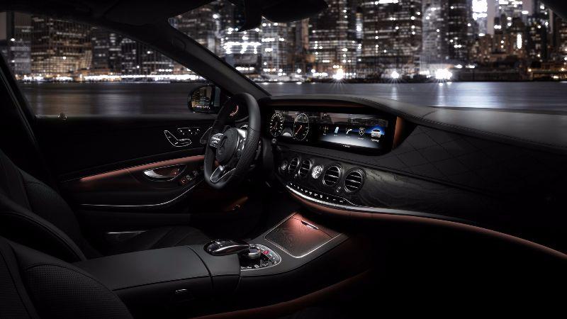 Die neue Mercedes-Benz S-Klasse: Der automobile Maßstab bei Effizienz und Komfort