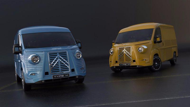 FC Automobili Citroen H Van -6