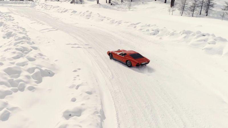 lamborghini-miura-in-snow (2)