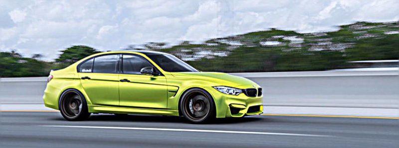 BMW-M3 CHROME-GREEN (2)