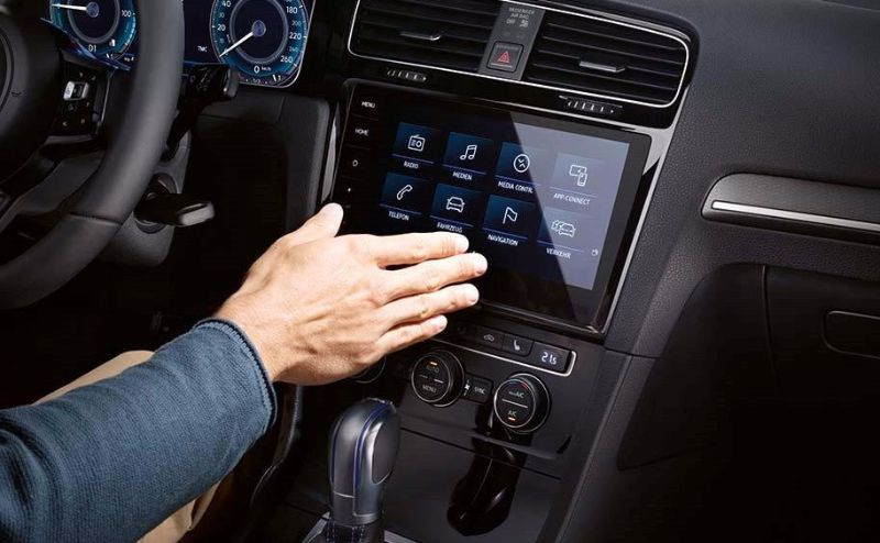 Gesture control 1