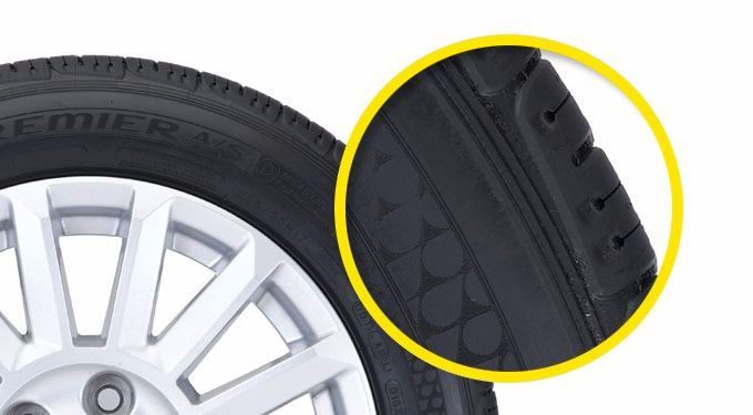 Is my tire worn out?