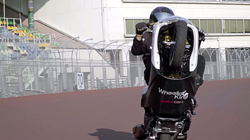 world-wheelie-record