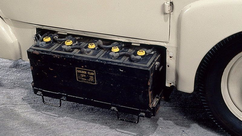 1947 Tama's easy-access battery