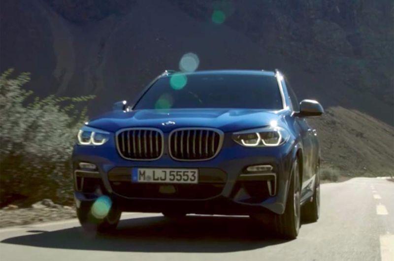 new BMW X3 leaked 2018 (5) copy