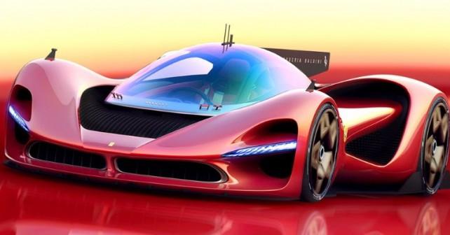 Ferrari Super Hypercar (1)
