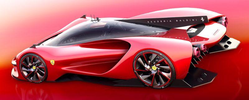 Ferrari Super Hypercar (4)