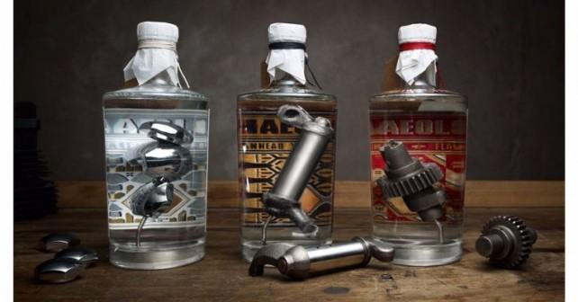 The Archaeologist: The Harley Davidson Spirit (PRNewsfoto/The Archaeologist)