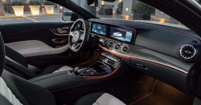 Mercedes-Benz E-Klasse Coupé; C 238