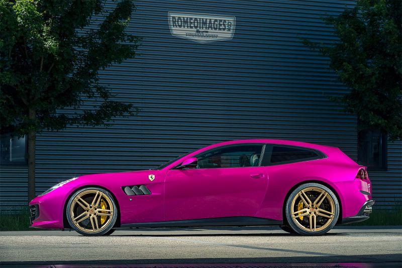 Ferrari-GTC4Lusso-Vossen-Pink-5