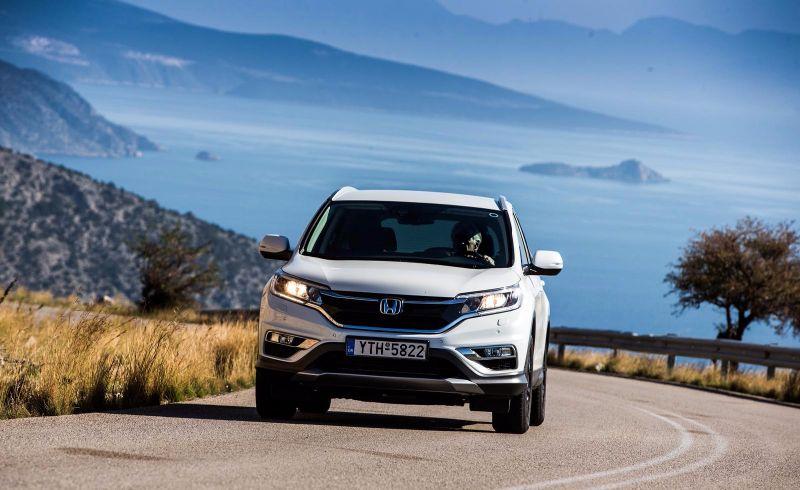 Honda CRV Auto